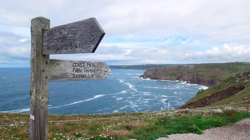 Bilder zum Reisevortrag Cornwall & Südengland