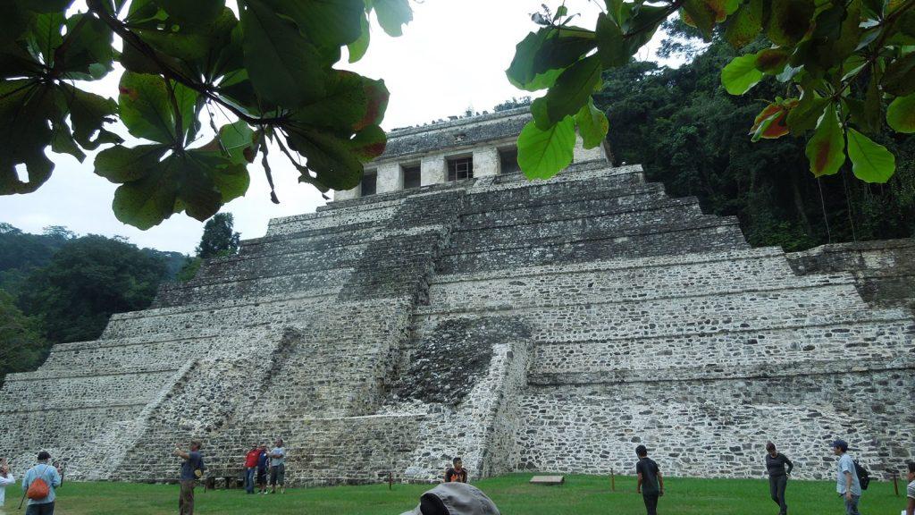 Bilder zum Reisevortrag Mexiko