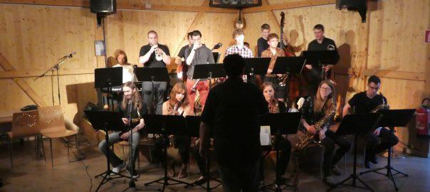 Bilder vom Konzert der Musikschule 22 im Kulturfleckerl Essling