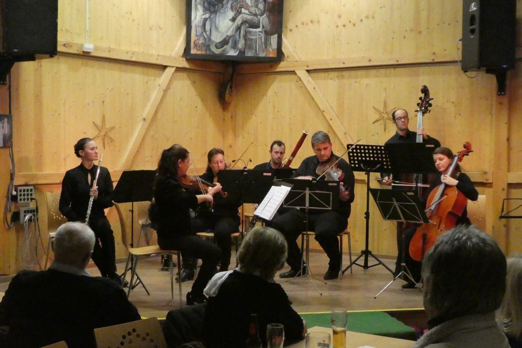 Bilder vom 8. Neujahreskonzert Eßling - Sinfonietta dell' Arte